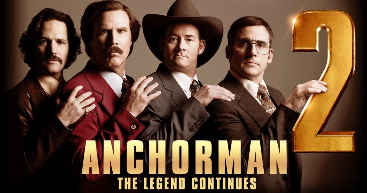 Writer / Director Adam McKay says no Anchorman 3