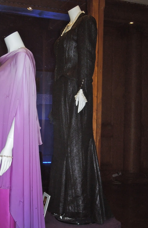 1990 Lord Mayor's Dinner dress Iron Lady