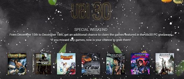 Belum Punya game ? Hari Ini Ubisoft Bagi-Bagi 7 Game Gratis untuk Para Gamer ! Klaim Sekarang