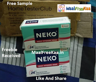 Neko Medicated Soap Free