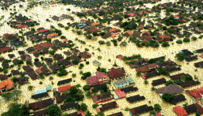 Causes  and effects of flood