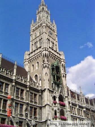 Neues Rathaus em Munique