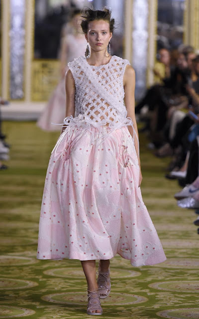 Simon Rocha S/S 2016 rose quartz