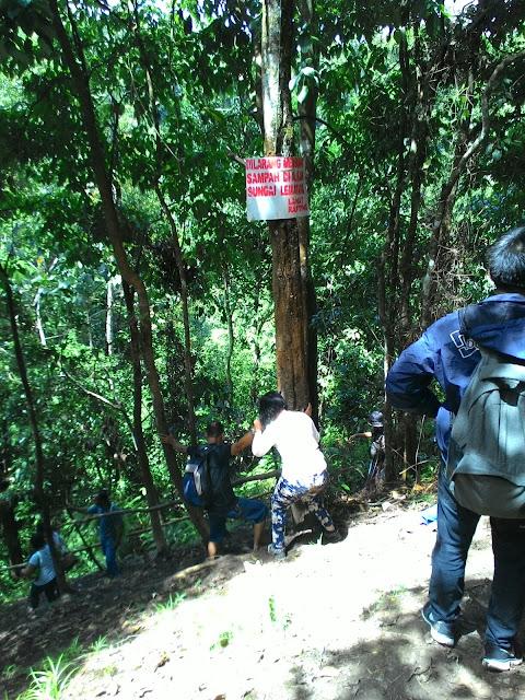 Curup Maung Lahat Pagaralam