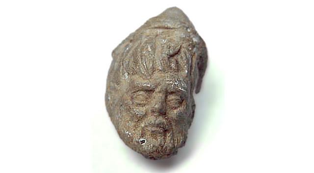 La cabeza romana de Toluca