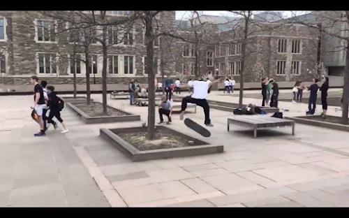Tom Asta   Princeton Fountain Lines