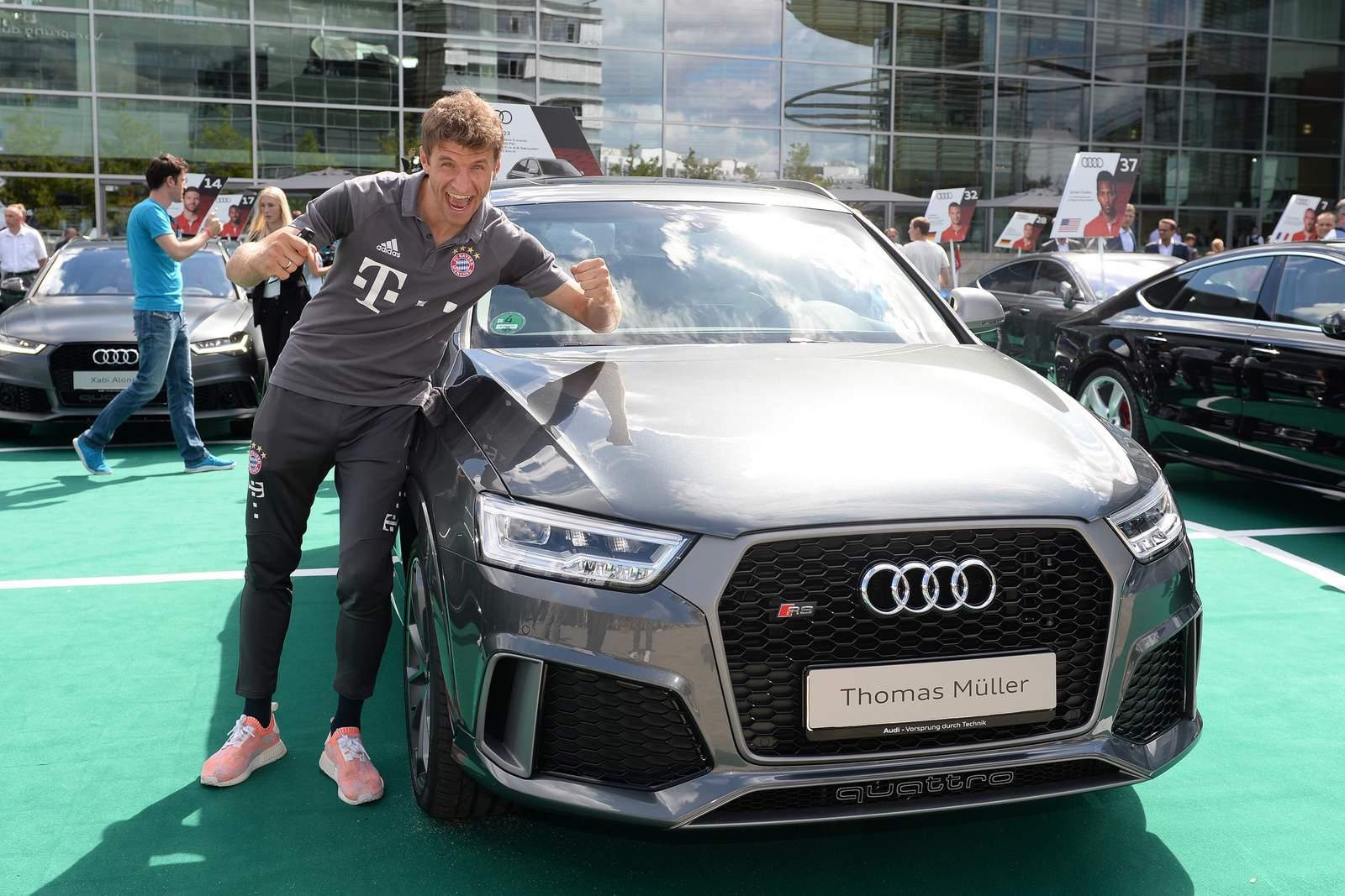 Thomas Müller Auto