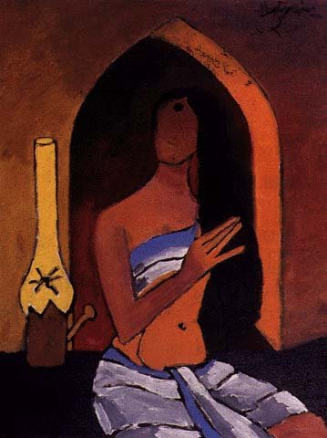 MF Husains famous paintings | IndiaToday