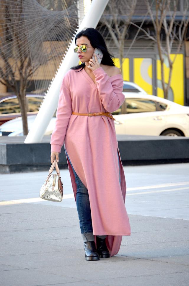 Oversize Outfit-MariEstilo-Look of the day-Latina Blogger- Moda El Salvador- DC Bloggers- Armand Hugon Network
