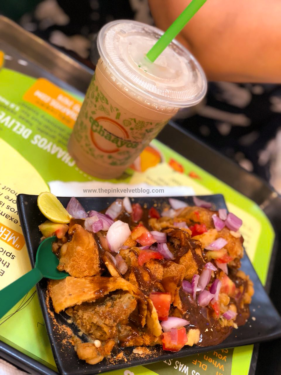 Chaayos Monsoon Menu is here with its 4 New Chaat Additions