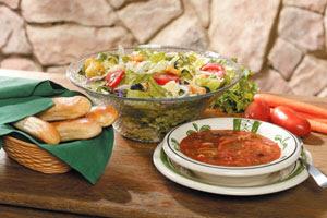 For the love of food olive garden salad dressing and italian margaritas for Olive garden salad dressing recipe secret