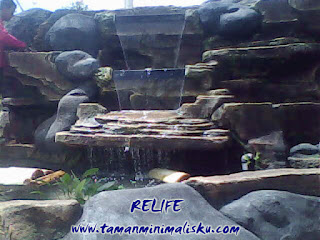 AIR TERJUN | RELIEF