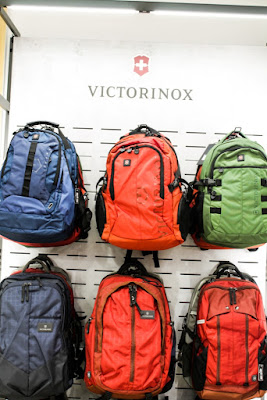 Victorinox Range of Luggage and Accessories