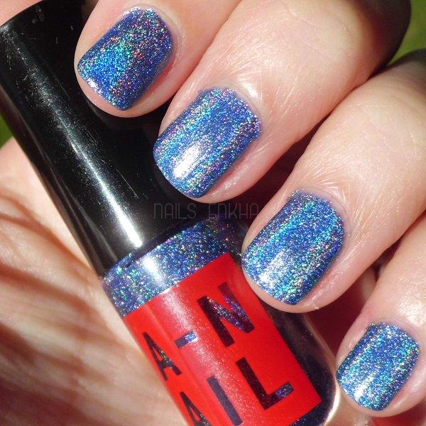 Holografic Glitter Nail Polish