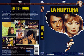 Carátula dvd: La ruptura (1970) (La Rupture)