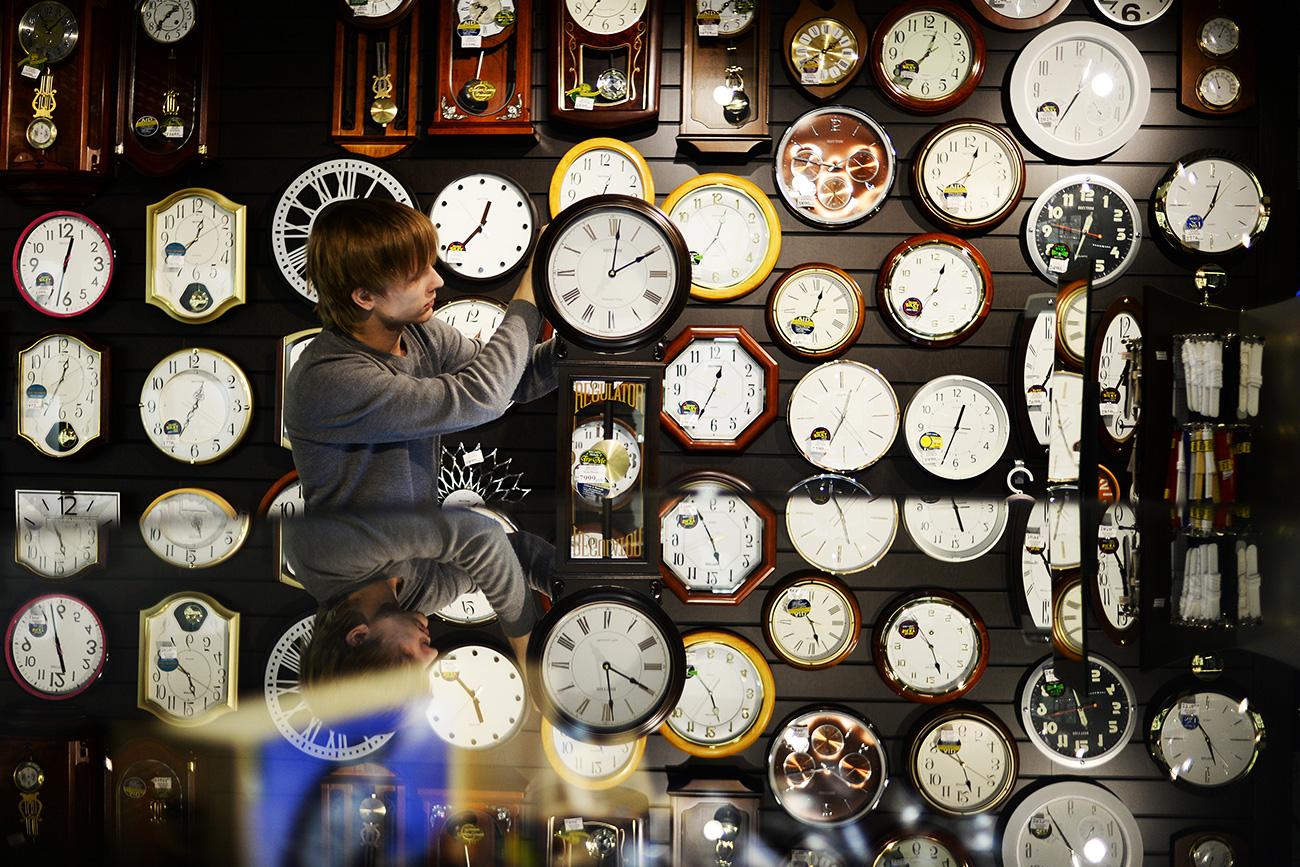 Consertador de relógios