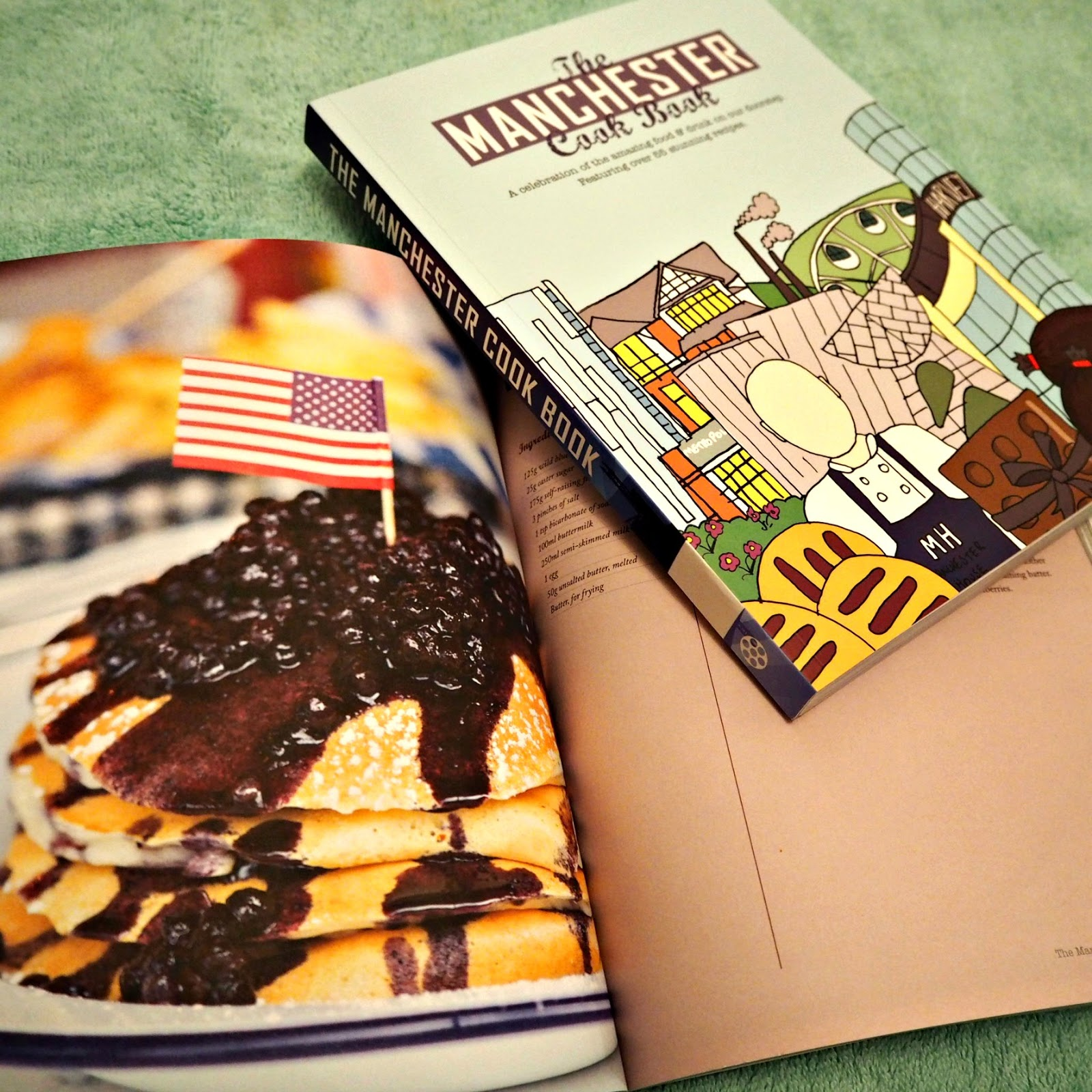 Photo of recipe book