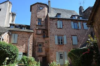 Rodez. Hôtel de Bonald