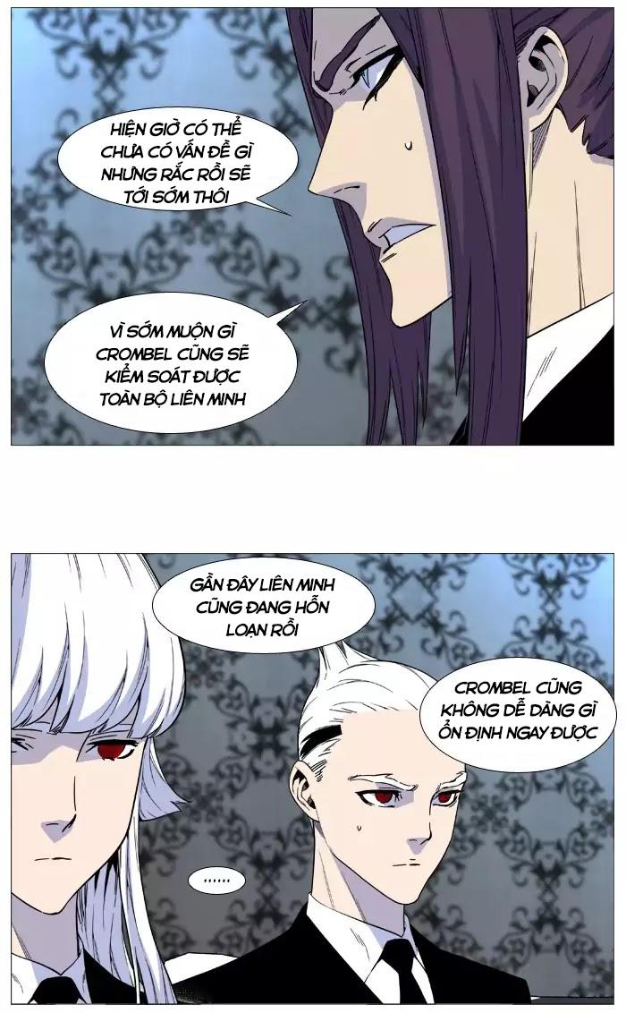 Quý Tộc Ma Cà Rồng Chap 514 page 8