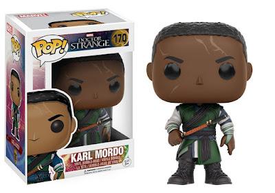 JUGUETES - FUNKO POP  Marvel - Doctor Strange : Figuras Doctor Strange - Kaecilius - Ancient One - Karl Mordo  2016 | PELICULA | Comprar en Amazon España