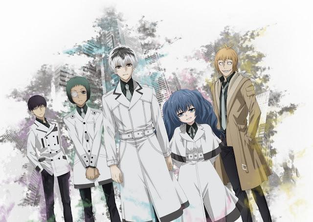 Descargar Tokyo Ghoul:re capitulo [08/??] sub español HD