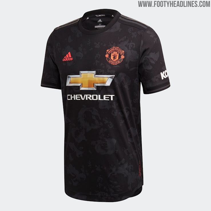 premium selection a5de5 1be93 Manchester United 19-20 Third Kit Released - Footy Headlines