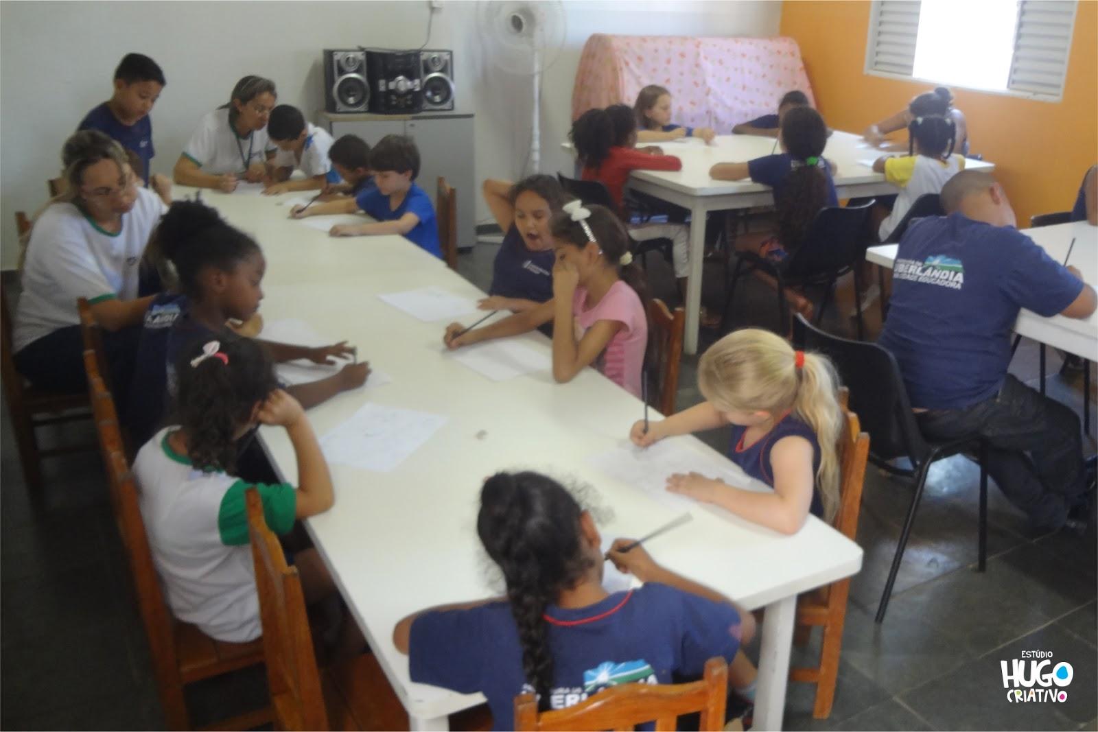 centro evangélico de apoio a criança projeto desenha que melhora