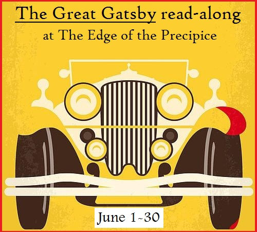 "Read ""The Great Gatsby"" with me!"