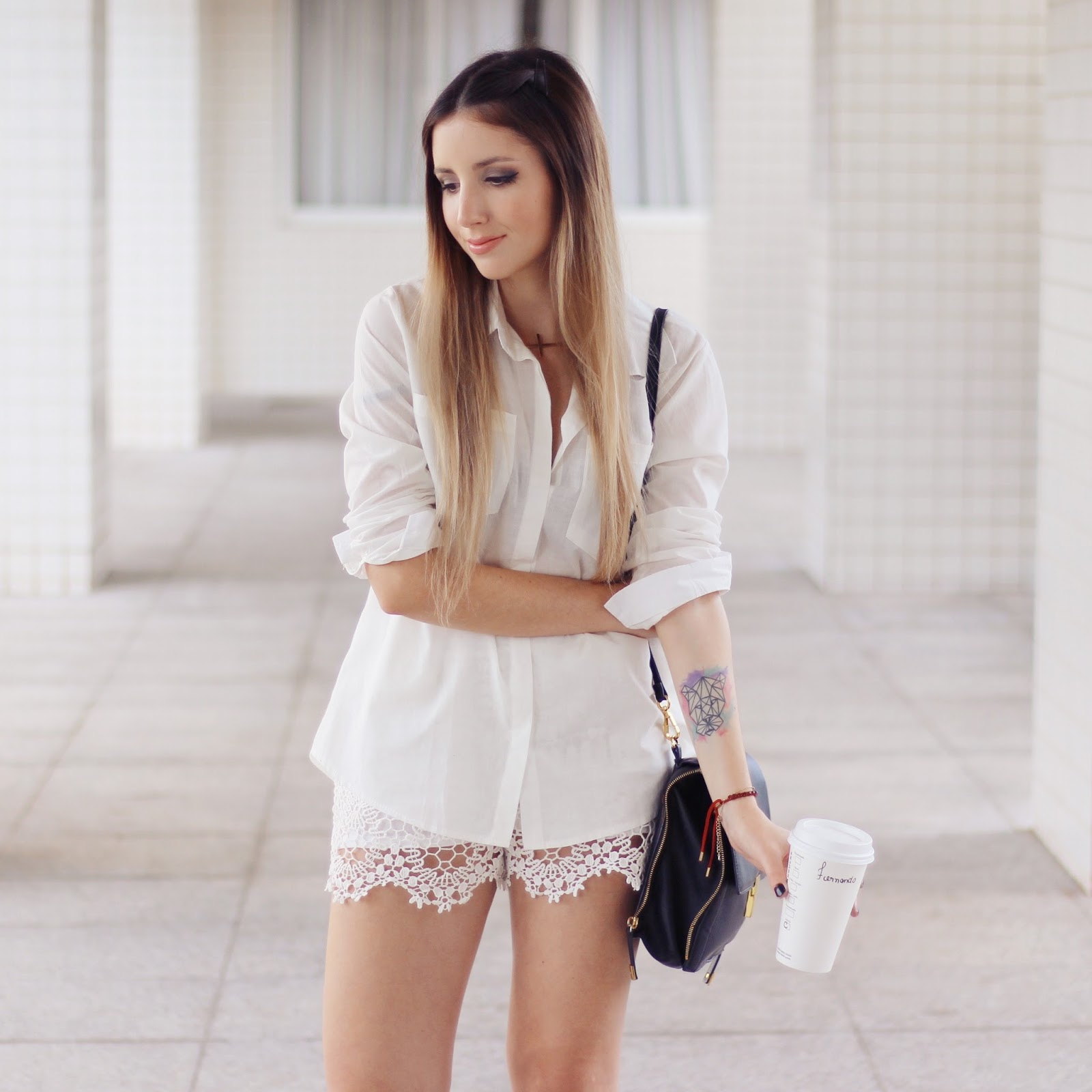 Look do dia Comfy & Coffee