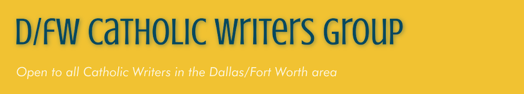 D/FW Catholic Writers Group