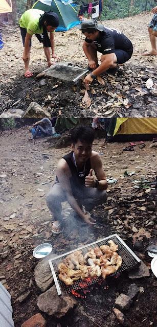 Dua Hari Satu Malam di Jerangkang Waterfall
