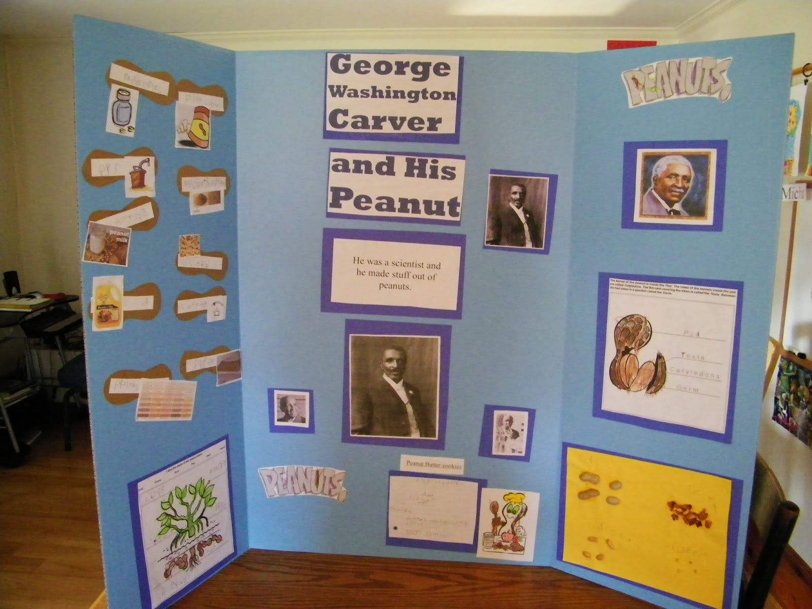 Eclectic Momma History Share Projects Up Close