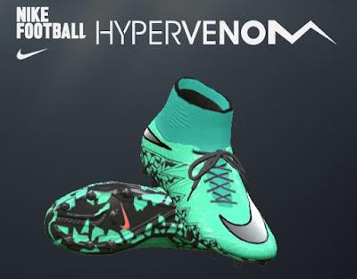 Nike Hypervenom Phinish+Nike Hypervenom Phantom II