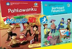 Buku Kurikulum 2013 Revisi Tahun 2016 Kelas 4 SD Semester Dua