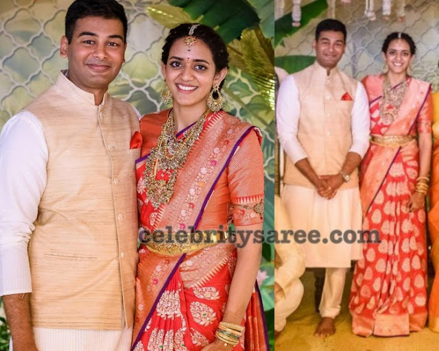 Venkatesh Daughter Ashritha Wedding