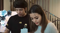 Atta dan Aurel Terkejut Dapat Kado dari Presiden Jokowi dan Iriana