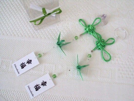 Lembrancinhas de Casamento Chinês Japonês