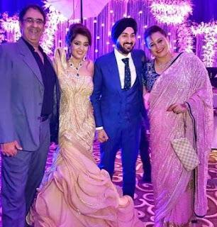 Nikita Thukral Actress Family Husband Parents children's Marriage Photos