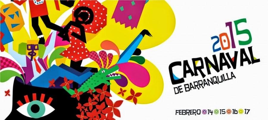 PROGRAMACIÓN DEL CARNAVAL DE BARRANQUILLA 2015
