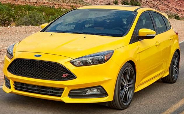 Ford Focus 2017 Canada