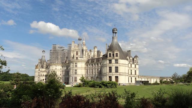Château de Chambord  CC-BY-SA Cedric Biennais