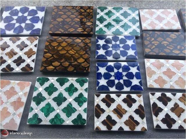Semi-Precious Stones For Interior Decoration 4