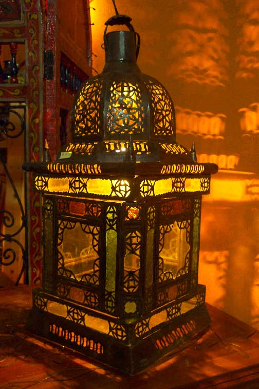 moroccan decor: moroccan lanterns and lamps part 7