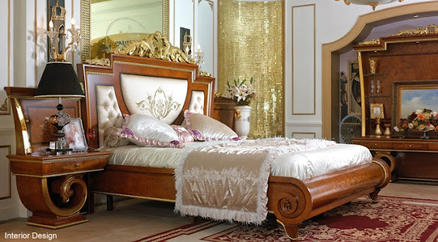 Italian Bedrooms With Touches Of The Most Famous Italian Designers 4