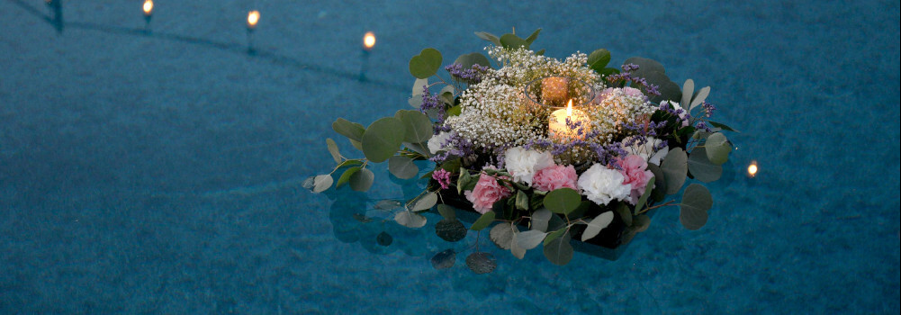 Karangan bunga indonesia