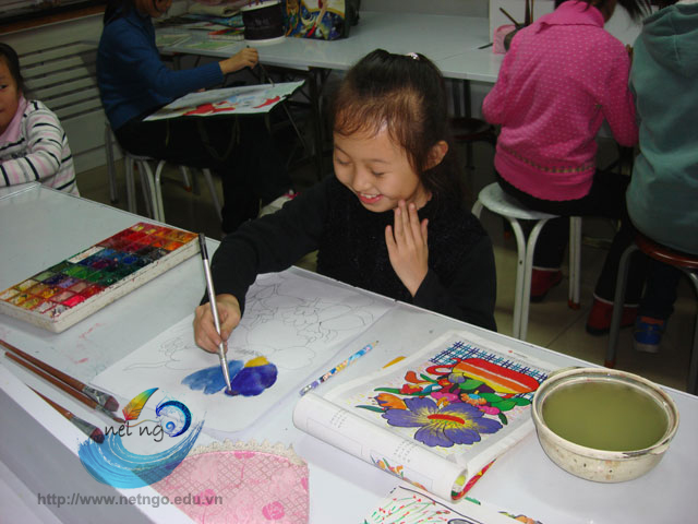 Kết quả hình ảnh cho trung tâm dạy vẽ nét ngộ