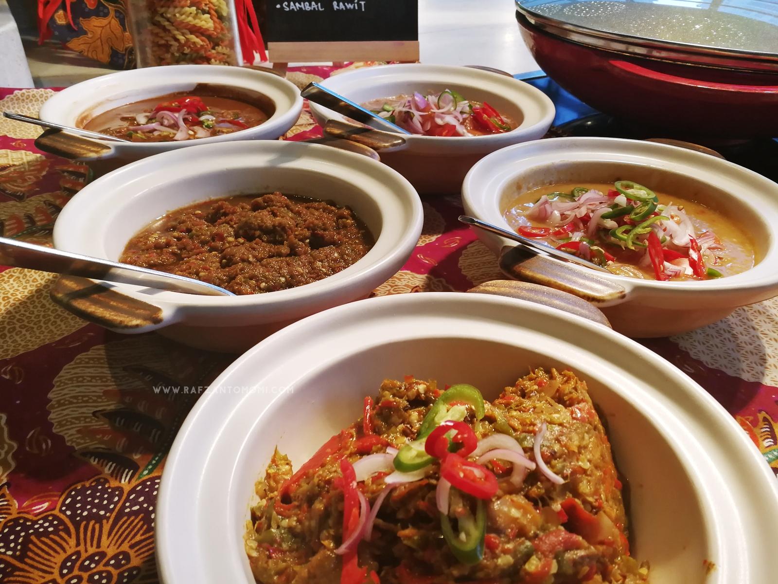 """Buffet Ramadhan 2018 - """"Joms Buka"""" Di Nook, Aloft Kuala Lumpur Sentral"""