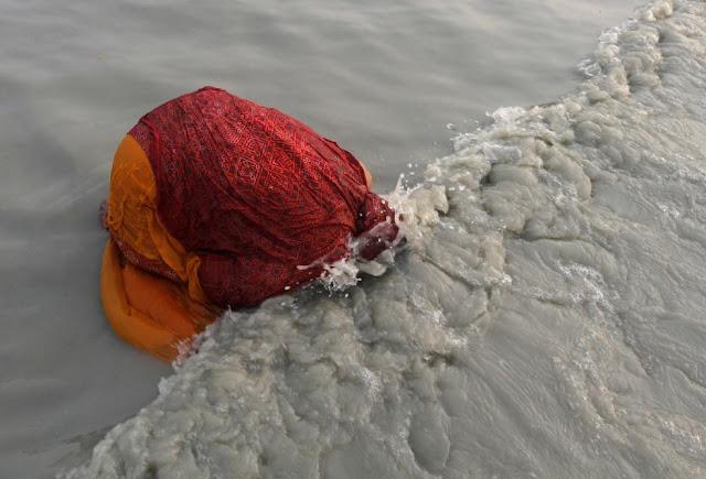Ганг - друга за забрудненістю річка у світі