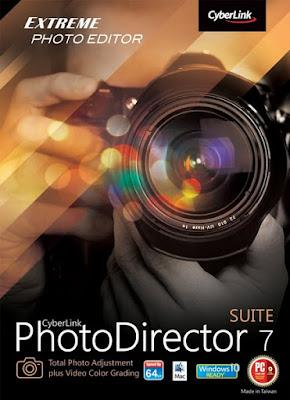 CyberLink PhotoDirector Suite 7.0.7504.0