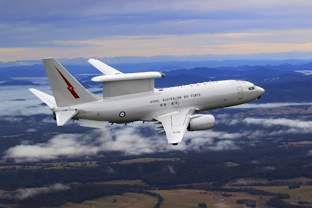 RAF buy Boeing E-7 Wedgetail